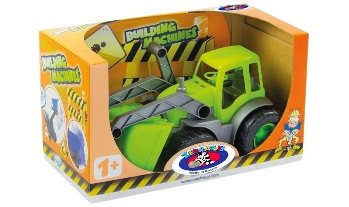Машины ZebraToys Трактор с ковшом на трактор т 40 где кабину