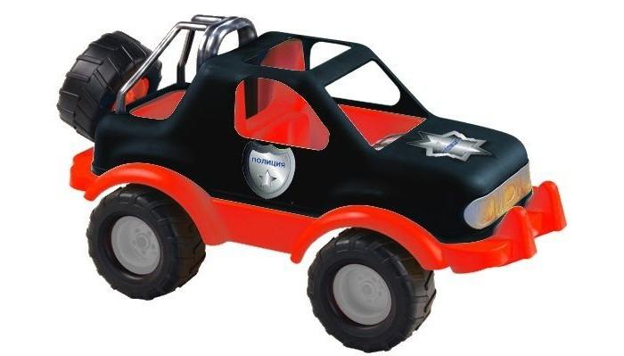 Машины ZebraToys Джип