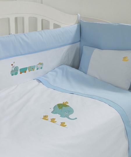 Купить Постельное белье Kidboo Little Ducks Premium (3 предмета)