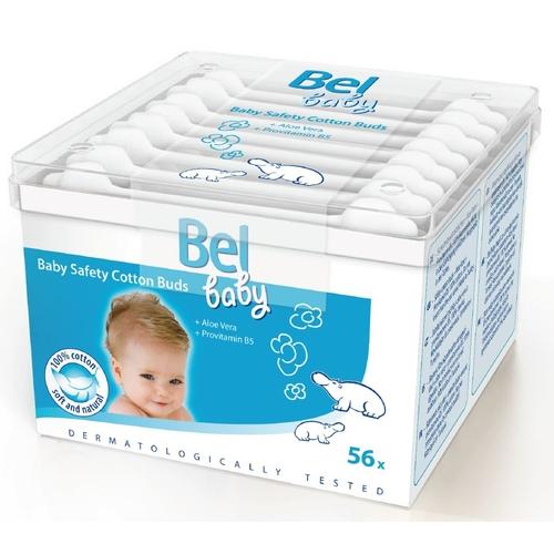 Уход за малышом Hartmann Bel Baby safety buds Безопасные ватные палочки 56 шт. палочки ватные hartmann 200 шт