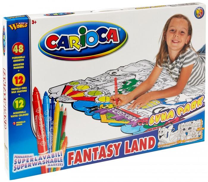Carioca Набор для рисования LUNA PARK 73 предмета