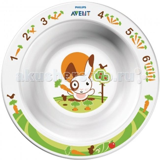 Посуда Philips Avent Тарелка глубокая 230 мл  недорого