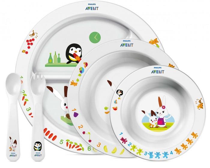Philips-Avent Набор для кормления малышей от 6 мес.
