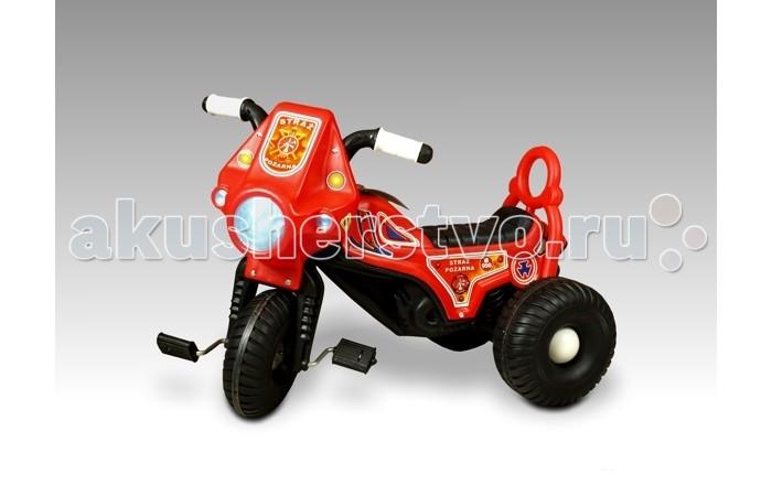 Margos Мотоцикл педальный CtrazМотоцикл педальный CtrazМотоцикл Ctraz  Каталка предназначена для маленьких любителей прокатиться с ветерком!   Играйте вместе на свежем воздухе! Мотоцикл подойдет как для прогулок на улице так и для догонялок в помещении.  Широкие колеса делают мотоцикл максимально безопасным, а подвижный руль делает поездку легкой и комфортной, удобное сидение обеспечит комфорт Вашего малыша.<br>