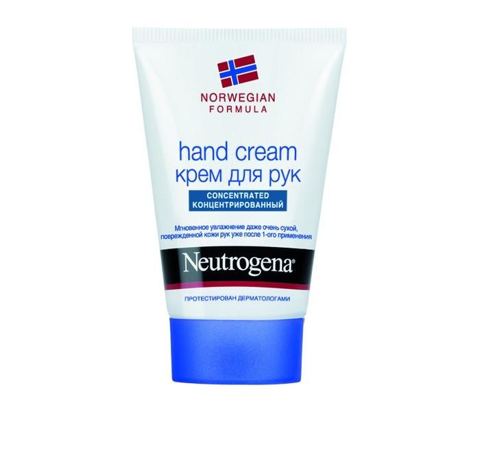 Косметика для мамы Neutrogena Крем для рук с запахом 50 мл крем для рук neutrogena norwegeian formula без запаха