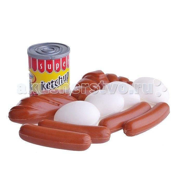 Ролевые игры Mrowiec Toys Супермаркет в пакете с яйцами