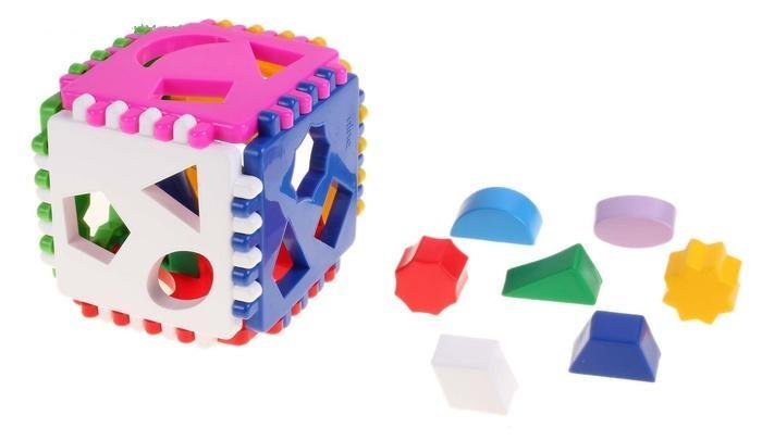 Сортеры Nina Логический куб Нина сортеры nina логический шар клоун