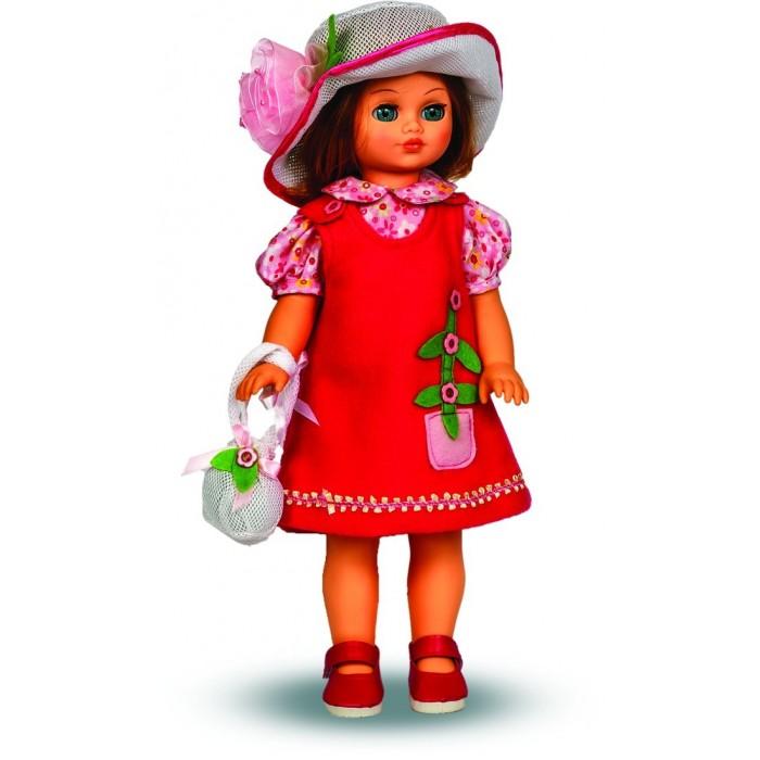 Куклы и одежда для кукол Весна Кукла Лиза 12 со звуковым устройством 42 см кукла анастасия весна 5 со звуковым устройством