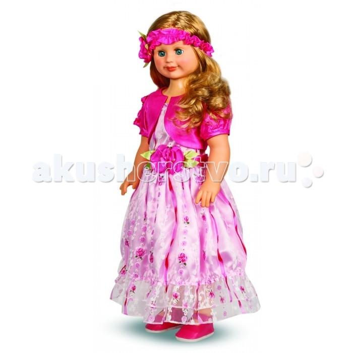 Куклы и одежда для кукол Весна Кукла Милана 9 со звуковым устройством 70 см, Куклы и одежда для кукол - артикул:150439