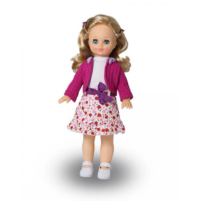 Куклы и одежда для кукол Весна Кукла Лиза 11 со звуковым устройством 42 см кукла анастасия весна 5 со звуковым устройством