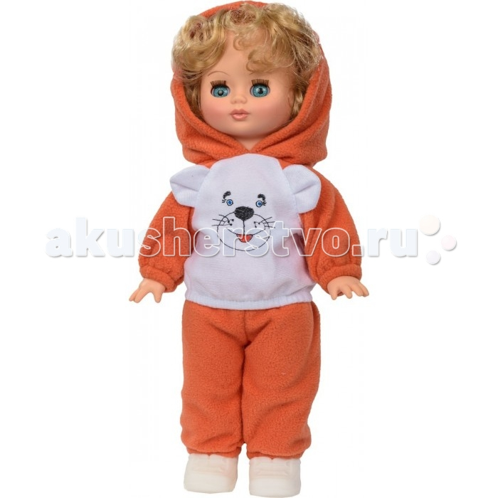 Куклы и одежда для кукол Весна Кукла Жанна 14 со звуковым устройством 34 см куклы и одежда для кукол весна кукла олеся 5 со звуковым устройством 35 см