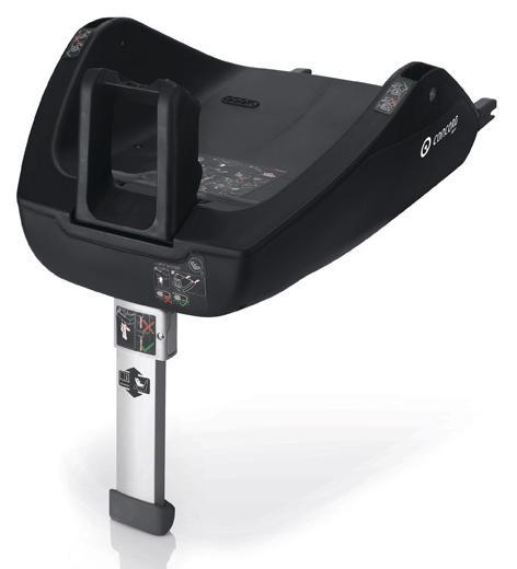 Concord Платформа IsoFix для AirПлатформа IsoFix для AirБаза для автокресла Concord с системой крепления Isofix подходит только для модели кресла  Air от Concord  Особенности: - AirFix обеспечивает максимальную устойчивость кресла в машине за счет жесткой сцепки с кузовом автомобиля - База позволяет существенно упростить установку или снятие кресла - Для установки достаточно просто поставить кресло на базу, замки сами зафиксируются - Для снятия достаточно нажать всего 2 кнопки по бокам кресла - Регулируемая ножка — упор полностью исключит кивки кресла и увеличит устойчивость к продольному смещению - Производитель: Германия<br>