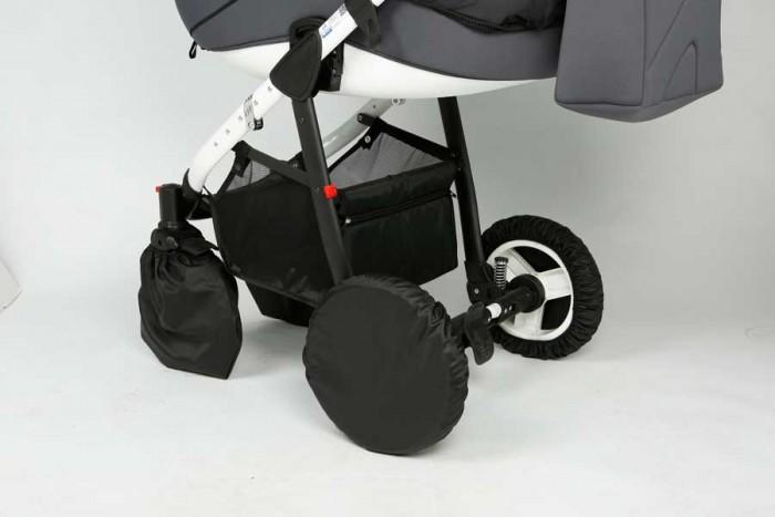 Аксессуары для колясок Ruivo Чехлы на поворотные колеса декоративные колпаки на штампованные колеса 16