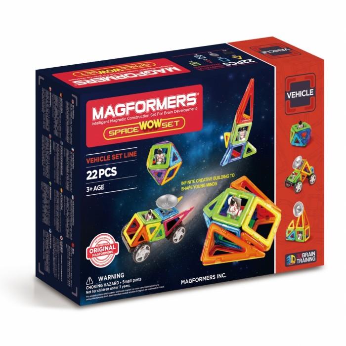 Конструктор Magformers Магнитный Space Wow Set