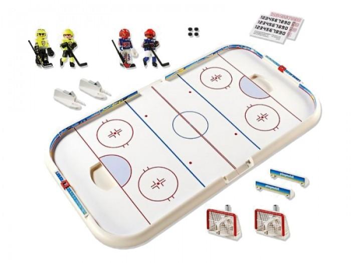 Конструктор Playmobil Хоккей: Хоккейная арена