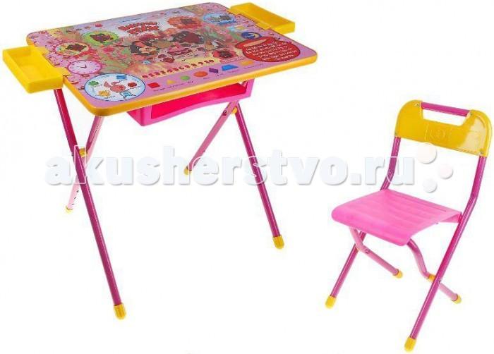 Детская мебель , Столы и стулья Дэми Набор мебели №3 Винни-Пух арт: 153127 -  Столы и стулья