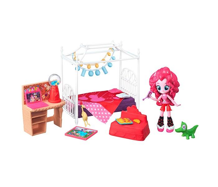 Май Литл Пони (My Little Pony) Игровой набор Equestria Girls Пижамная вечеринка