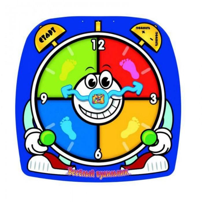 Игровые коврики Знаток Звуковой коврик Веселый Будильник знаток звуковой коврик день и ночь