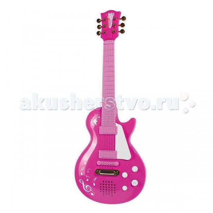цены Музыкальные игрушки Simba Рок-гитара 6830693