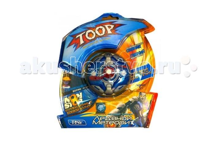 Игровые наборы Каррас Игровой набор Toop Single Set без контроллера Ледяной метеорит кто первый тачки внутри игровые фигурки и волчок