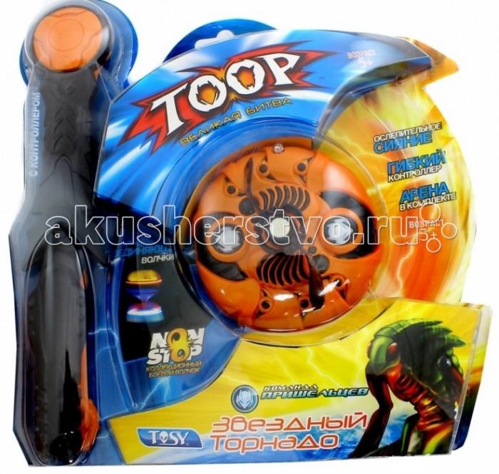 Игровые наборы Каррас Игровой набор Toop Starter Set с контроллером Звездный Торнадо кто первый тачки внутри игровые фигурки и волчок
