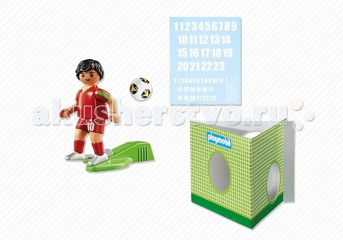Playmobil Футбол: Игрок сборной Португалии