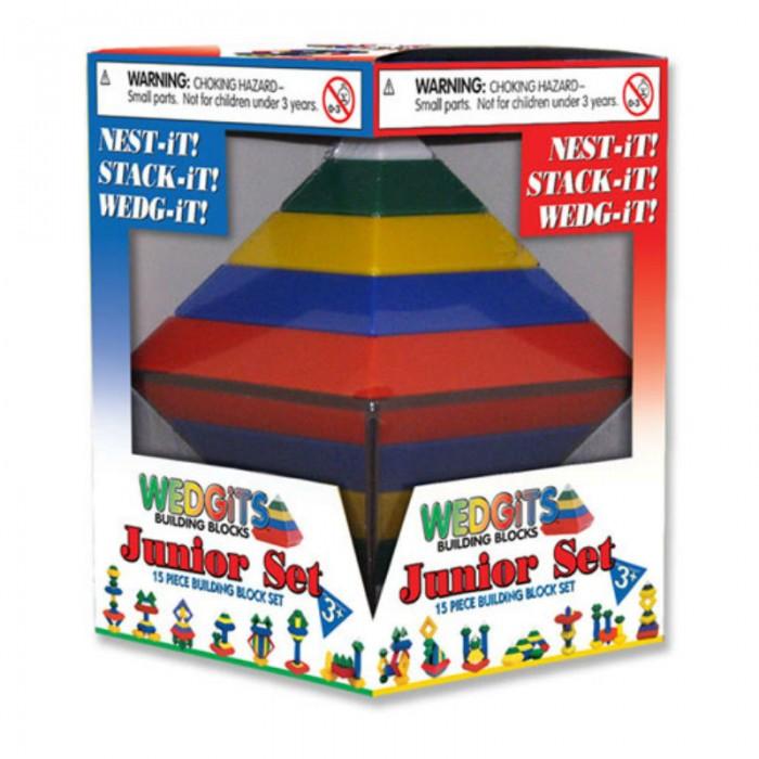 Купить Конструкторы, Конструктор Wedgits Imagination Set 15 деталей и подставка