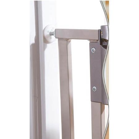 Барьеры и ворота Geuther Крепежный элемент для барьер-ворот трехколесные велосипеды geuther детский 2 в 1