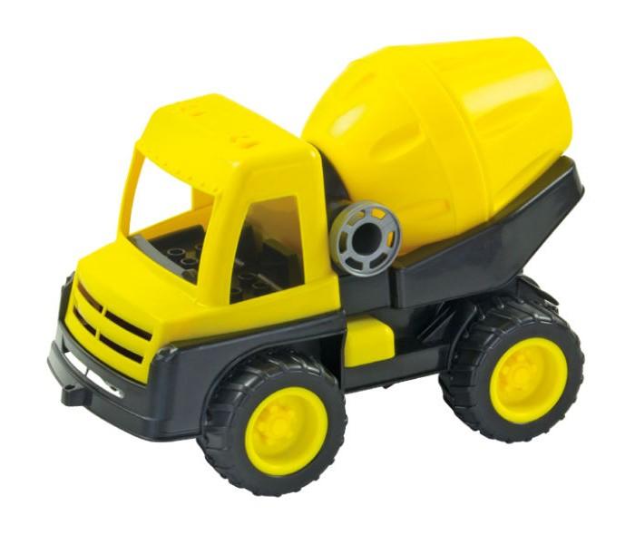 Машины ZebraToys Бетоновоз Constructor в коробке constructor