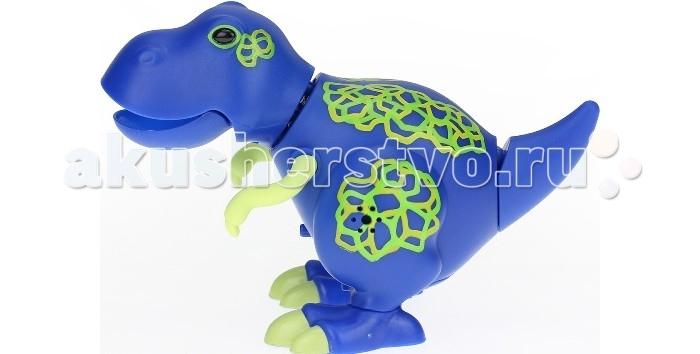 Интерактивная игрушка Silverlit DigiFriends Динозавр Troy