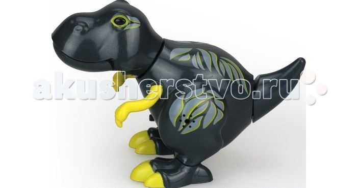 Интерактивные игрушки Silverlit DigiFriends Динозавр Terry интерактивная игрушка digifriends аква крокодил в ассортименте