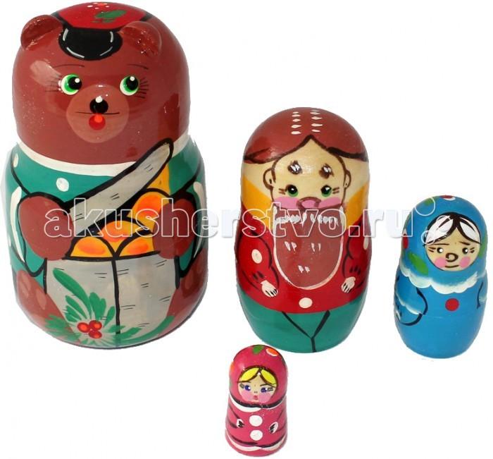 Taowa Матрёшка - Маша и 3 медведя