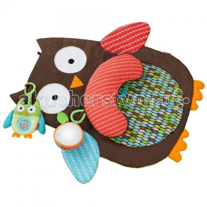 Развивающие коврики, Развивающий коврик Skip-Hop Мудрая Сова  - купить со скидкой