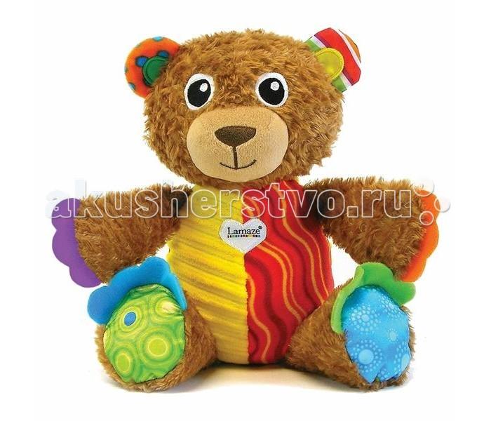 Мягкая игрушка Lamaze Мой первый Мишка Теди