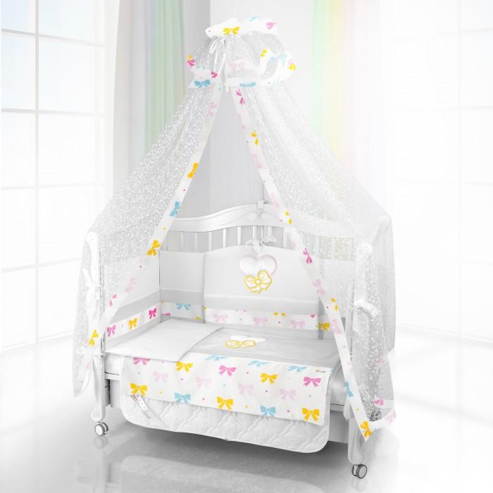 Картинка для Комплект в кроватку Beatrice Bambini Unico Preferito Fiocco 125х65 (6 предметов)