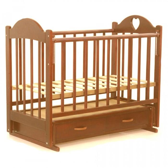 Детская кроватка Ведрусс Таисия №3 поперечный маятник