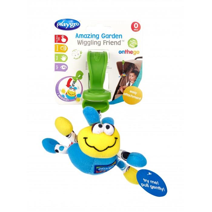 Подвесные игрушки Playgro Божья коровка мозаика птица и божья коровка djeco