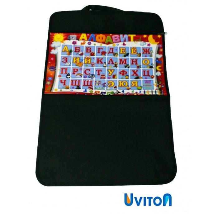 Аксессуары для автомобиля Uviton Органайзер на спинку переднего сиденья Алфавит