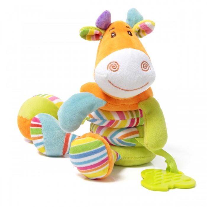 Развивающие игрушки Ути Пути Растяжка Жираф с прорезывателем