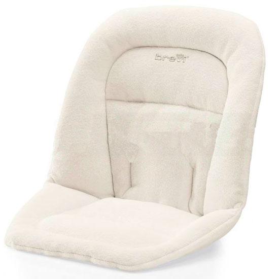 купить Вкладыши и чехлы для стульчика Brevi Мягкая вставка на сиденье Slex Evo по цене 2535 рублей