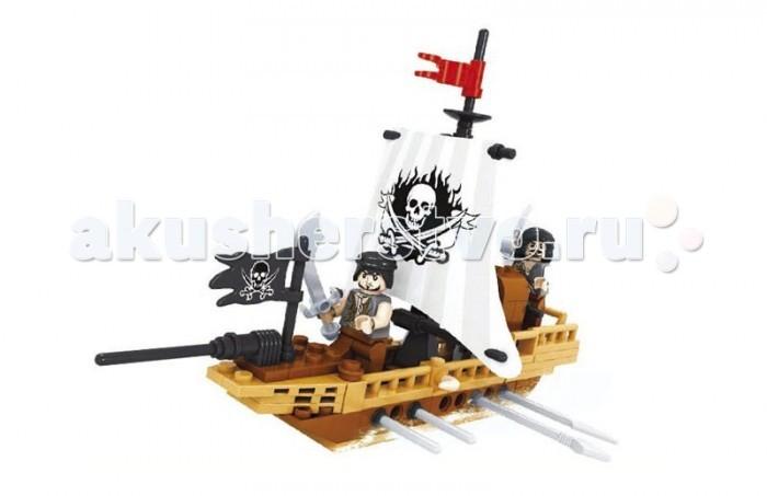 где купить Конструкторы Ausini серии Пираты 100 деталей по лучшей цене
