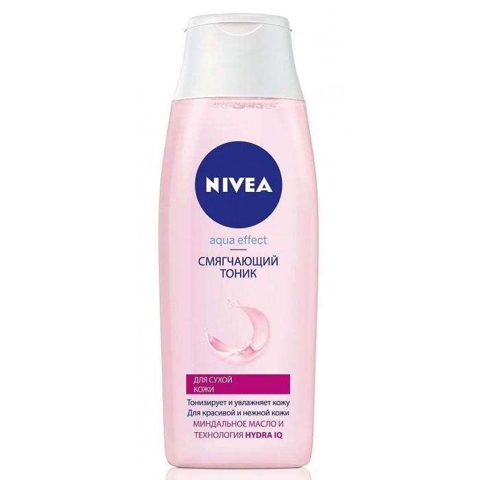 Косметика для мамы Nivea Visage Смягчающий тоник для сухой и чувствительной кожи лица 200 мл