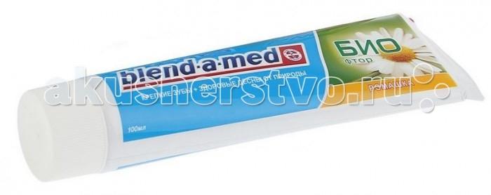Гигиена полости рта Blend-a-med Зубная паста Ромашка 100 мл гигиена полости рта colgate зубная паста бережное отбеливание 100 мл