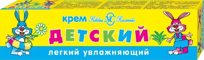 Косметика для новорожденных Невская Косметика Детский крем Легкий увлажняющий 40 мл косметика для новорожденных умка детский крем успокаивающий 100 мл