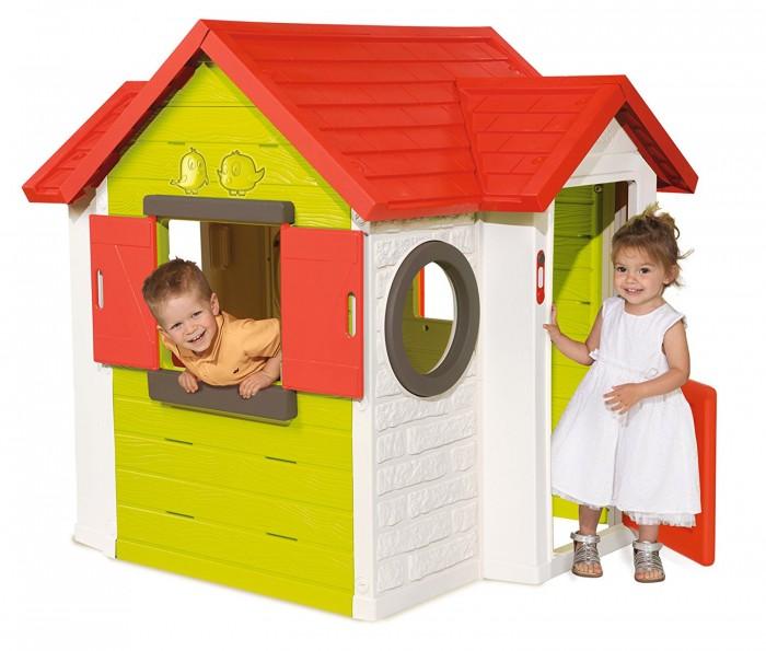 Купить Игровые домики, Smoby Игровой детский домик со звонком 810402