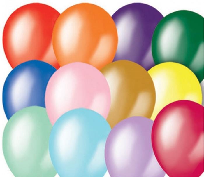товары для праздника поиск воздушные шары ассорти флюорисцентные 100 шт Товары для праздника Поиск Воздушные шары ассорти металл 100 шт.