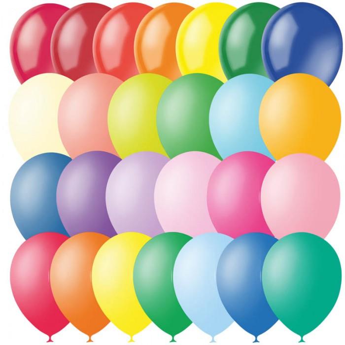 товары для праздника поиск воздушные шары ассорти флюорисцентные 100 шт Товары для праздника Поиск Воздушные шары ассорти пастель + декор 100 шт.