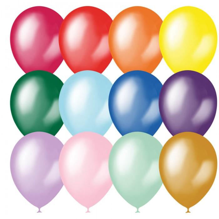 товары для праздника поиск воздушные шары ассорти флюорисцентные 100 шт Товары для праздника Поиск Воздушные шары ассорти металл 23 см 100 шт.