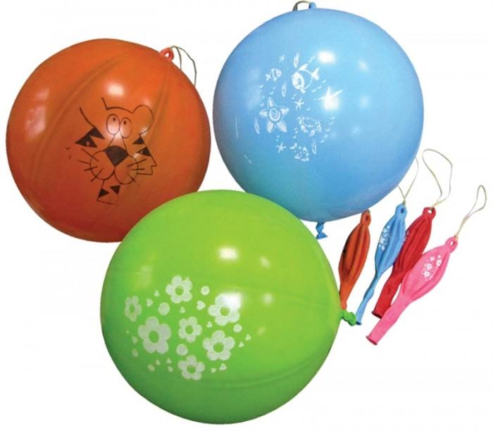 Товары для праздника Поиск Воздушные шары Панч бол 25 шт.