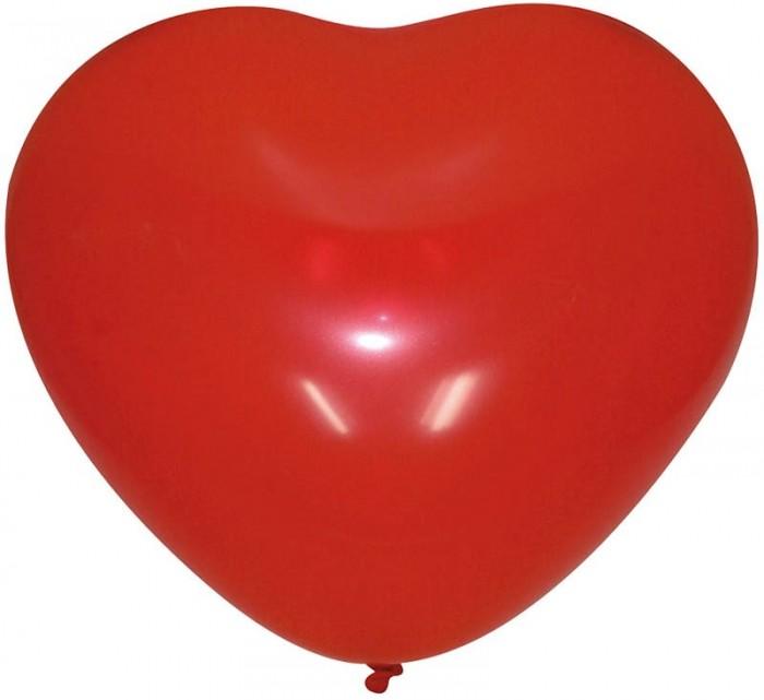 Фото Товары для праздника Поиск Воздушные шары Сердце 50 шт.